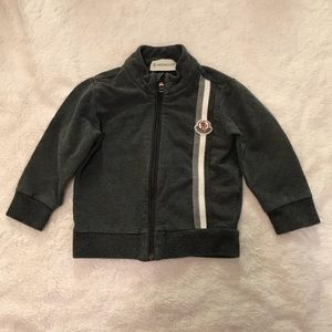 Moncler Shirts & Tops - Moncler baby boy sweater